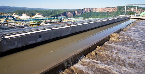 Nuevo proyecto para eliminar químicos de aguas residuales