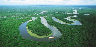 ¿Sabías que debajo del Amazonas está el río subterráneo más largo del mundo?