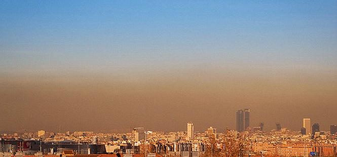 ¿Cómo son las cifras de la contaminación en España?