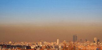 Más contaminación y menos restricciones en Madrid durante 2017