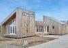 La primera casa biológica construida con materiales a partir residuos agrícolas
