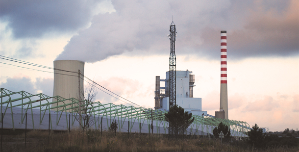 España se sitúa por encima del promedio mundial en la reducción de emisiones de CO2