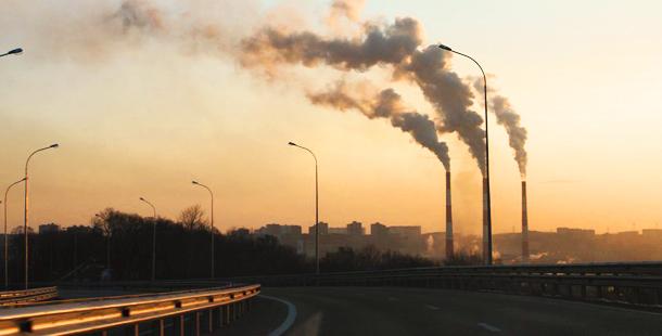 Las emisiones de CO2 podrían aumentar un 10% hasta 2040