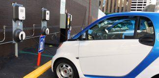 Se simplifica la regulación de puntos de recarga para los vehículos eléctricos