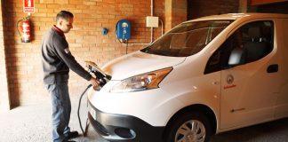 Schindler confía en IBIL y Nissan en su apuesta por el vehículo eléctrico