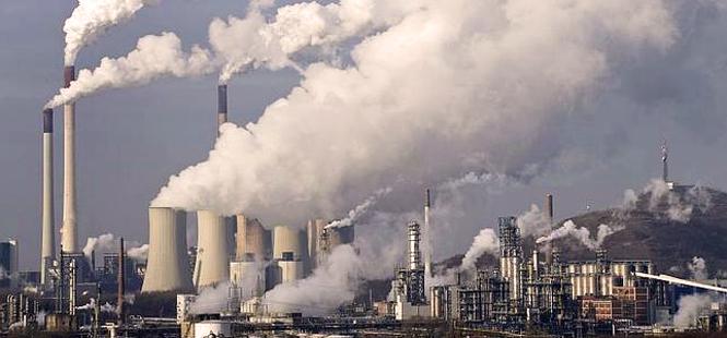 ¿Qué países emiten más CO2?