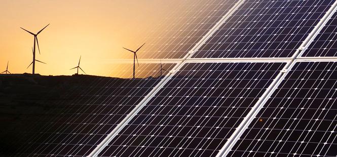 España invirtió más en energías limpias en 2017 que en 2016