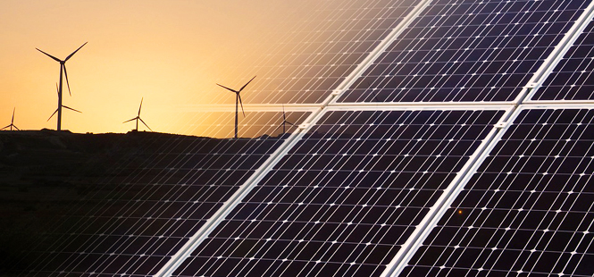 Incremento de la generación renovable