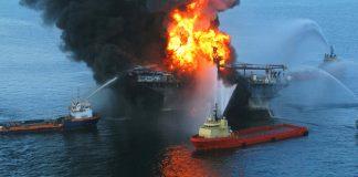 El hundimiento del petrolero Sanchi ha provocado manchas de crudo de gran envergadura en el océano