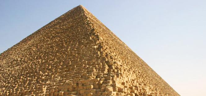 Cinco datos increíbles sobre las pirámides de Guiza