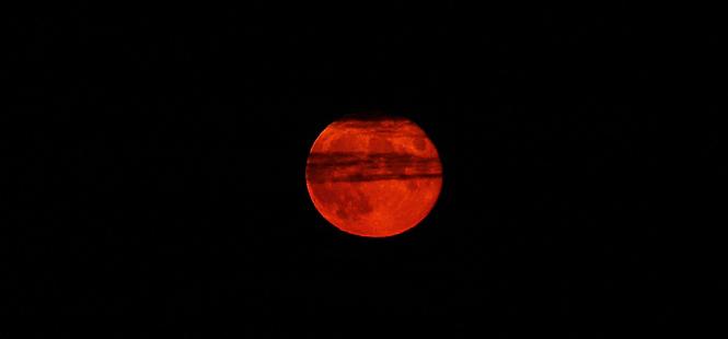 ¿En qué lugares del mundo se podrá ver la superluna azul de sangre el 31 de Enero?