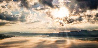 Las nubes esquivan España
