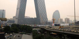 China construye el purificador de aire más grande del mundo, de 100 metros de altura