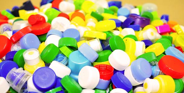 El plástico es un material importante en la economía circular