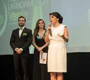 La Ministra del Ambiente entregó galardón al Mejor Proyecto Público Verde en los Premios Latinoamérica Verde