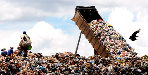 ¿Cuánto huele la basura que producimos?