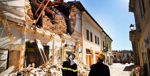 ¿Está próximo un terremoto masivo?
