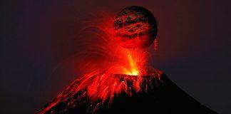 La influencia que tiene la Luna en las erupciones volcánicas