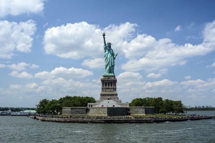 Resultado de imagen para estatua de la libertad en nueva york