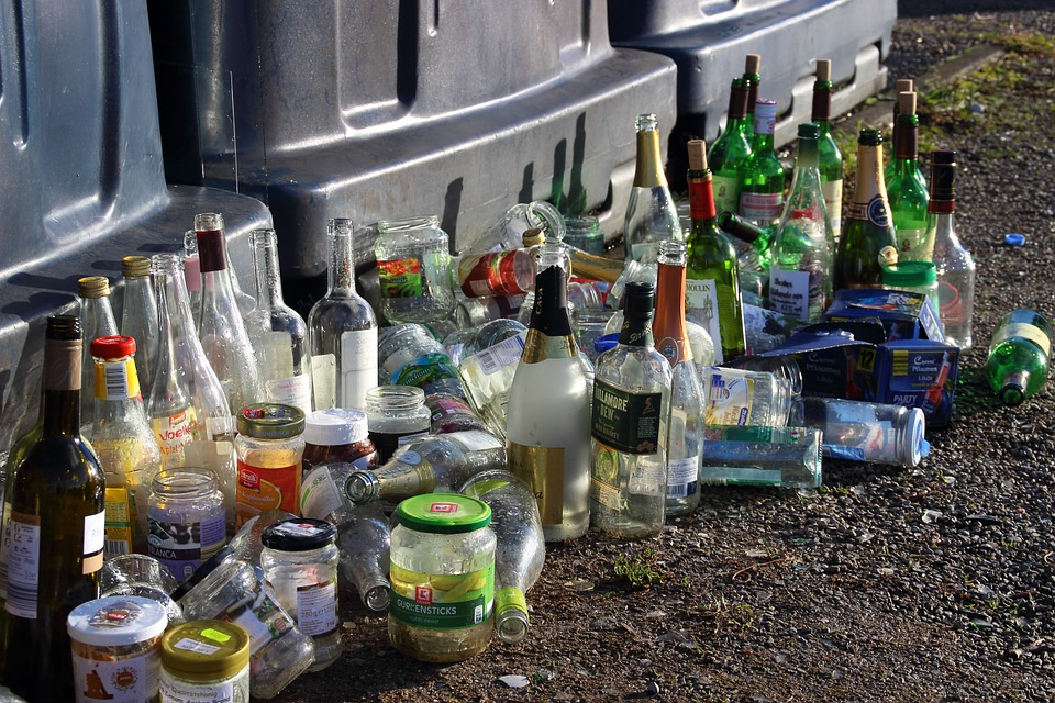 Vidrio-reciclaje