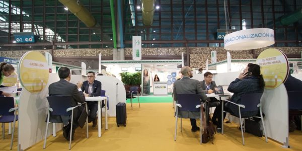 Zona Networking – Greencities 2018