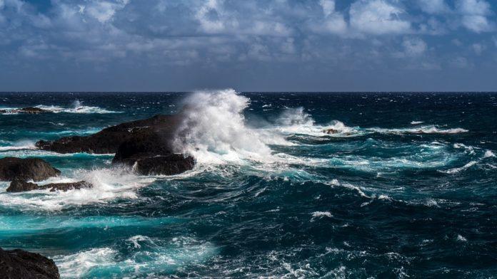 Image result for el calentamiento global esta cambiando el color del mar