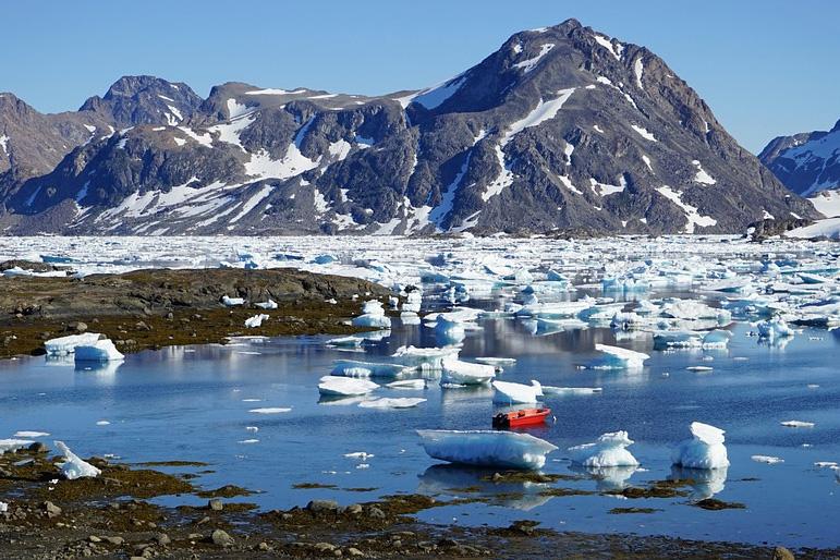 El deshielo de Groenlandia se ha multiplicado por siete - Ambientum
