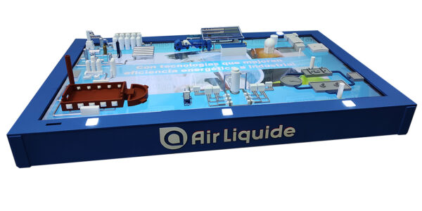 AIR LIQUIDE SCALE MODEL 1