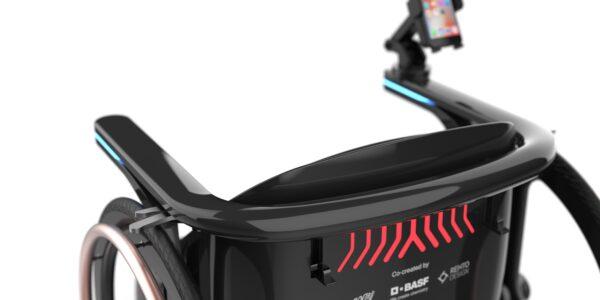 BASF Ren Chair silla de ruedas